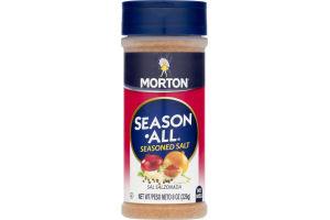 Morton Season All Seasoned Salt
