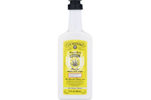 J.R. Watkins Natural Hand & Body Lotion Aloe & Green Tea