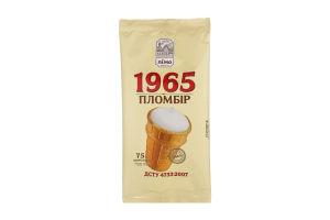 Мороженое 1965 Пломбир Лимо 75г ст