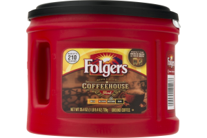 Folgers Ground Coffee Coffeehouse Blend
