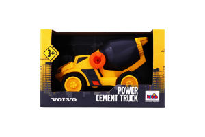 Іграшка для дітей від 3 років №2417 Бетонозмішувач Volvo Klein 1шт