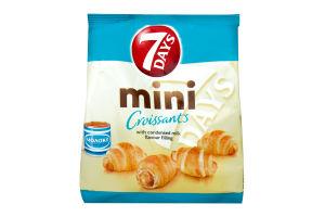 Круассан Chipita Mini с кремом вар сгущенка 7 Days 200г