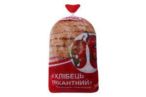 Хлебец нарезной Пикантный Поліссяхліб м/у 350г