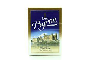 Чай Lord Byron Gold Cup 100г