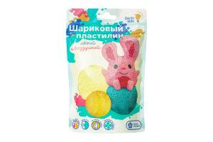 Пластилин шариковый для лепки для детей от 3лет №ТА1800 Genio Kids 1шт