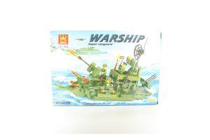 Іграшка Wange конструктор Есмінець 040329