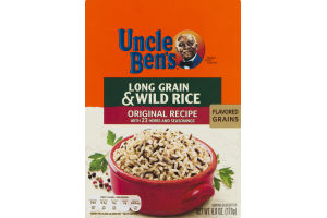 Uncle Ben's Long Grain & Wild Rice Original Recipe