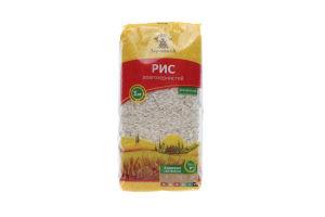 Рис длиннозернистый Зерновита м/у 1кг