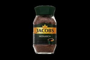 Кава натуральна розчинна сублімована Monarch Jacobs с/б 95г
