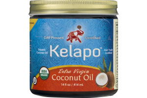 Kelapo Extra Virgin Coconut Oil
