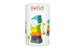 Игрушка Cubika Пирамидка деревянная LD-7