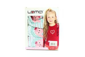 Труси Lama 3шт XL G-SD1 128-134 для дівчаток