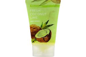 be bath escapes Fresh Coconut Lime Body Scrub