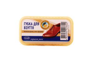 Губка-мини для обуви Премія бесцветная