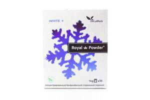 Порошок пральний Royal Powder автомат White+ 1кг х8