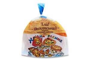 Хліб нарізний подовий Деснянський Формула смаку м/у 800г