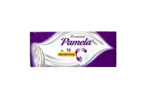 Прокладки ежедневные Pamela Premium Extra Lang