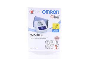 Вимірювач артеріального тиску і частоти пульсу автоматичний OMRON М2 Classic (НЕМ-7117Н-ARU