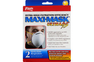 Flents Maxi-Mask Ultra 95 Mask