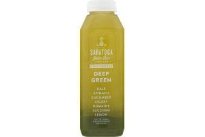Saratoga Juice Bar Deep Green