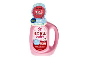 Жидкость для стирки детской одежды Arau Baby 800мл