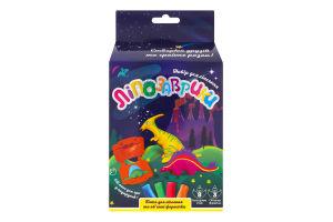 Набір для творчості для дітей від 3років №71410 Ліпозаврики Strateg 1шт