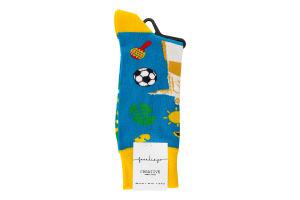 Шкарпетки Feeelings Creative №468 41-46 Бразилія