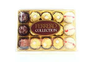Конфеты Collectionт Ferrero кор 172,2г