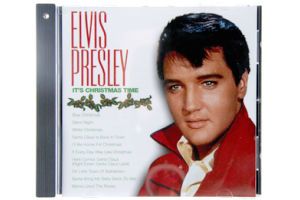 Elvis Presley It's Christmas Time CD