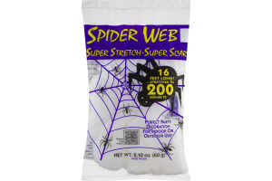 Fun World Spider Web