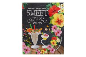 Набір для творчості для дітей від 5років №71848 Sweet Cocktails Strateg 1шт