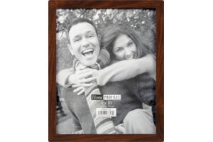 Home Profiles 8x10 Mahogany Picture Frame