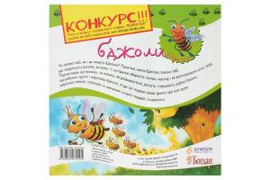 Книга Пчелы Узнаю мир Навчальна книга - Богдан 1шт