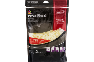 Ahold Pizza Blend Traditionally Shredded