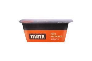 Мини-пирожные заварные с кремом шоколад-апельсин Эклер Tarta п/у 144г