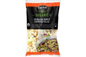 Taylor Farms Organic Chopped Salad Sriracha Ranch