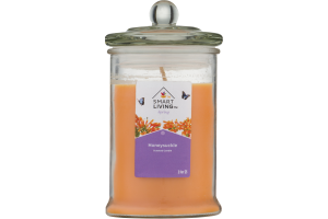 Smart Living Spring Honeysuckle Scented Candle