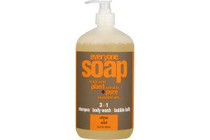 Everyone Soap 3-In-1 Citrus + Mint