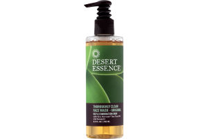 Desert Essence Thouroughly Clean Face Wash Original
