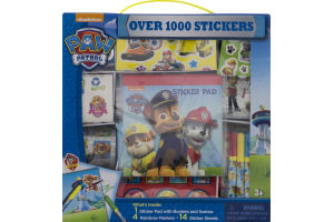 Nickelodeon Paw Patrol Sticker Variety Pack