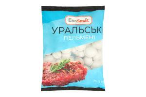 Пельмени Уральские EkoSmac м/у 750г