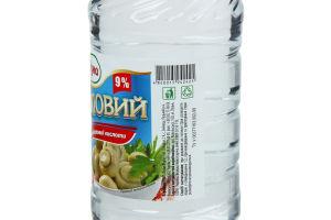 Уксус столовый 9% Руна бут 750мл