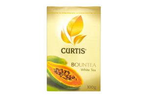Чай белый листовой Bountea Curtis к/у 100г