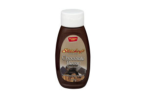 Stuckey's Chocolate Pecan Dessert Topper