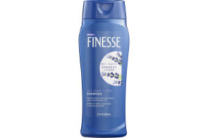 Finesse Shampoo All Hair Types With A Touch Of Yardley Lavender