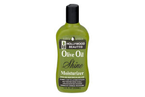 Hollywood Beauty Olive Oil Shine Moisturizer