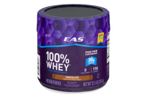 EAS 100% Whey Chocolate