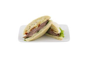 Chef Express Chicago's Bold Roast Beef Sandwich