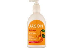 Jason Apricot Hand Soap