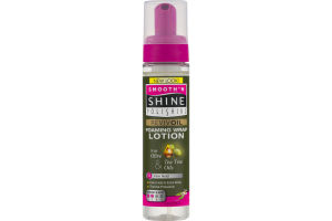 Smooth 'N Shine Polishing Revivoil Foaming Wrap Lotion With Olive & Tea Tree Oils Firm Hold